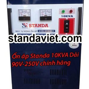 Standa 10kVA DR dải 90V-250V chính hãng