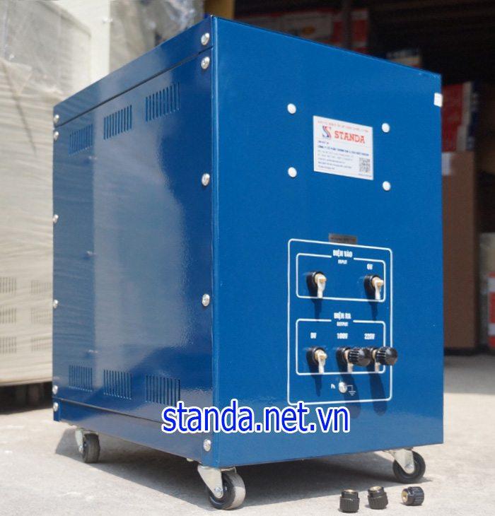 Ổn áp standa 10kva DR Input 90v-250v Output 220v; 100v