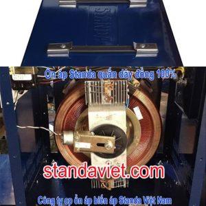 Ổn áp Standa 5kVA DRI dải 50V-250V chính hãng