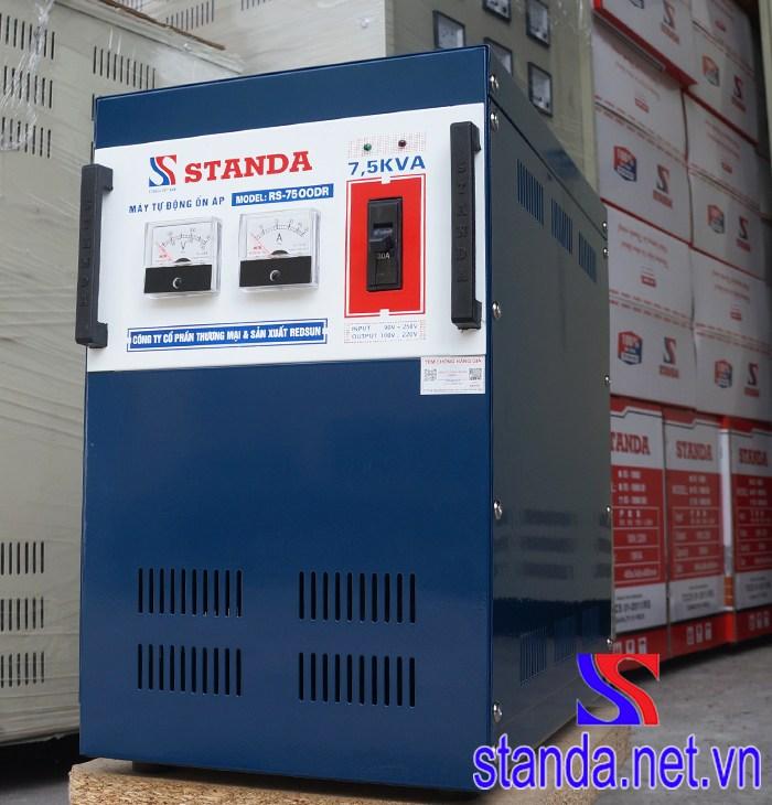 Ổn Áp Standa 7.5kVA Model RS-7500DR