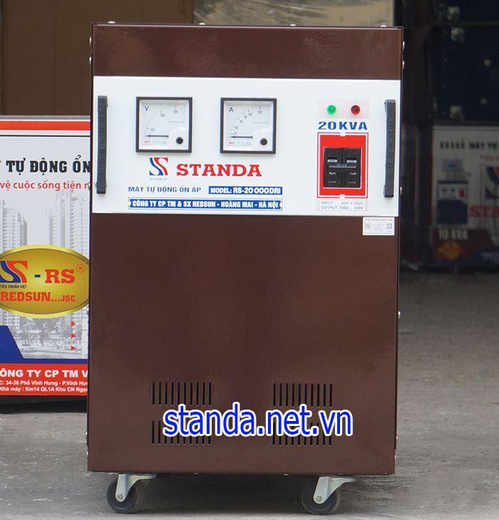 Standa 20kva chính hãng của Công ty