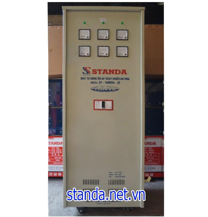 Standa 100kVA 3F Dải 260V-430V