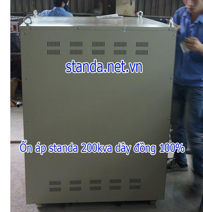 Standa 200KVA 3 Pha Dải 160V-430V