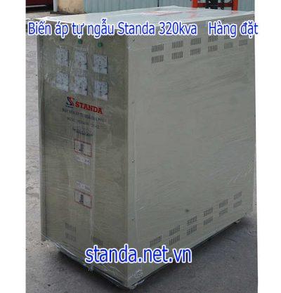Biến Áp 320kVA Hạ Áp 380V Sang 220V-200V