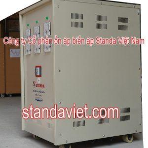 Biến áp 80kva đổi nguồn 380v-220v-200v chính hãng