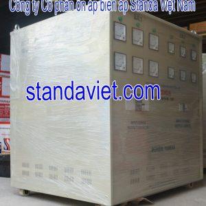 Biến áp tự ngẫu standa 150kva chính hãng Công ty cp ổn áp biến áp Standa Việt Nam