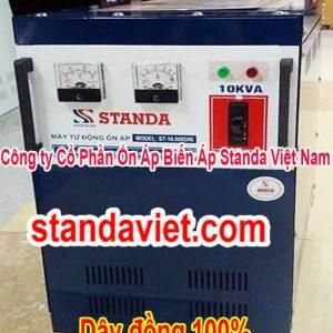 Standa 10kVA DR 90V-250V hàng chính hãng