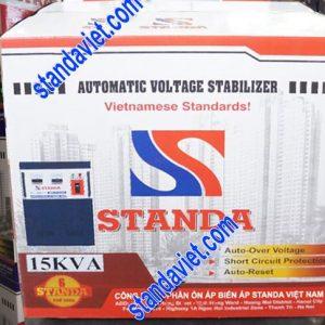 Ổn áp standa 15 kVA chính hãng Công ty Cổ phần ổn áp biến áp Standa Việt Nam