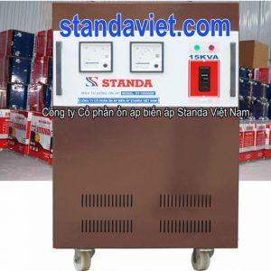 Standa 15kva chính hãng Công ty Cổ phần ổn áp biến áp Standa Việt Nam