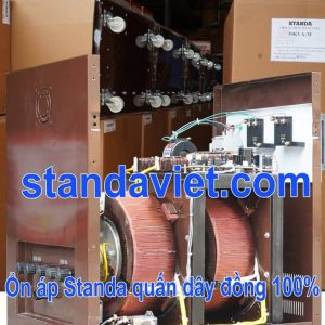 Standa 15kva chính hãng Công ty Cp ổn áp biến áp Standa Việt Nam chất lượng hàng đầu hiện nay
