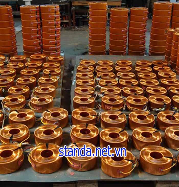 Standa 15kva chính hãng lõi dây đồng không tốn điện