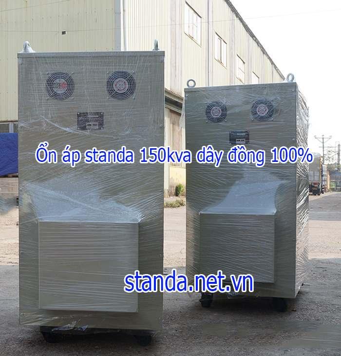 Ổn áp Standa 3 pha 150KVA máy chuẩn đủ công suất