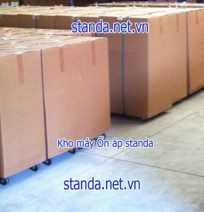 Standa 45KVA 3 Pha Dải 160V-430V