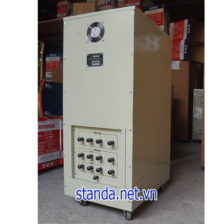 Ổn áp Standa 45KVA chính hãng Công Ty Cổ phần Thương Mại & Sản Xuất Redsun