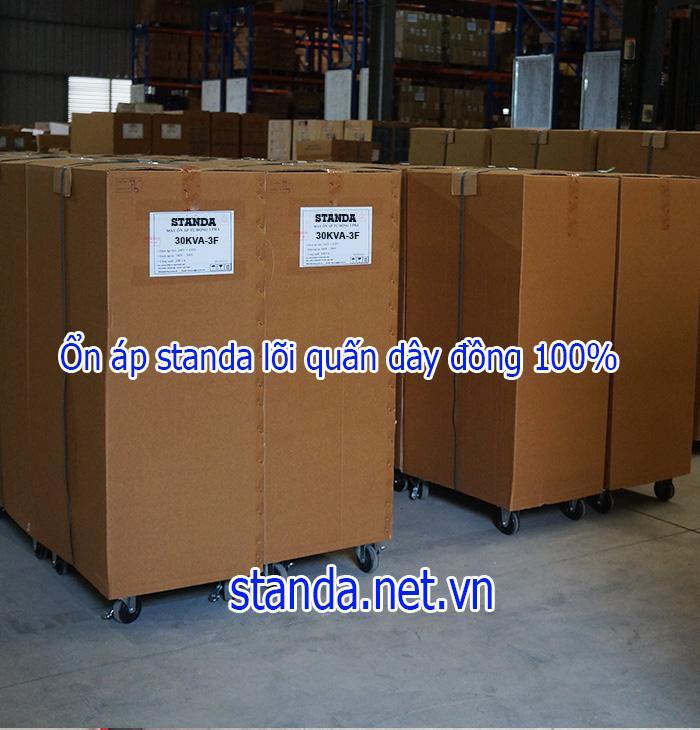 Ổn áp Standa 45kVA 3 pha dải rộng chính hãng Công ty