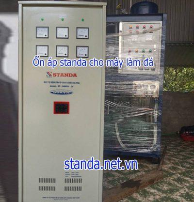 Ổn áp Standa 60kVA cho máy làm đá