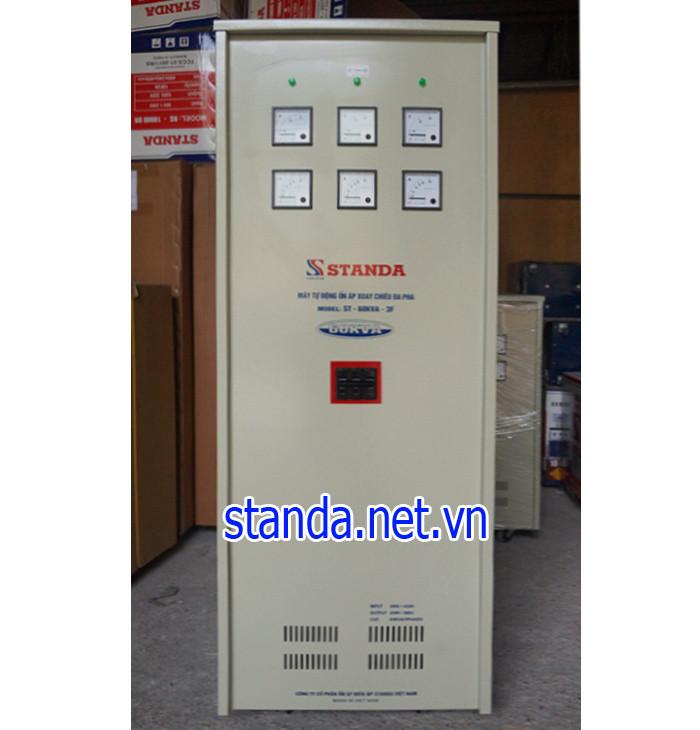 Standa 60KVA 3F Dải 260V-430V