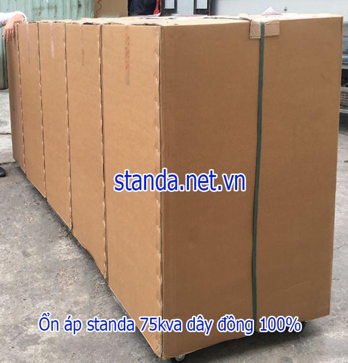 Ổn áp Standa 75kVA chính hãng của Công ty