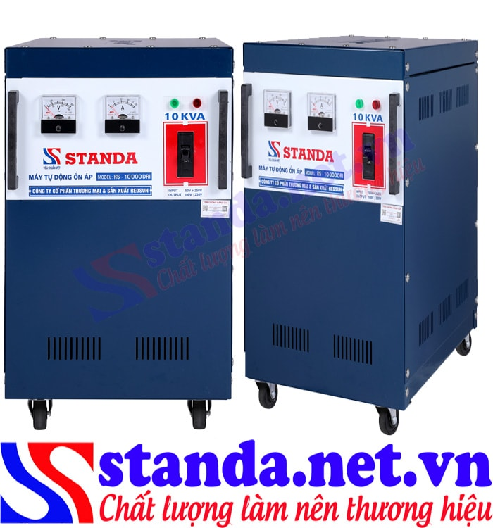 Tác dụng của ổn áp 10KVA Standa là gì