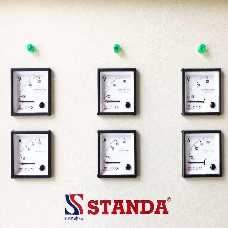 đồng hồ biến áp 3 pha Standa 100kva