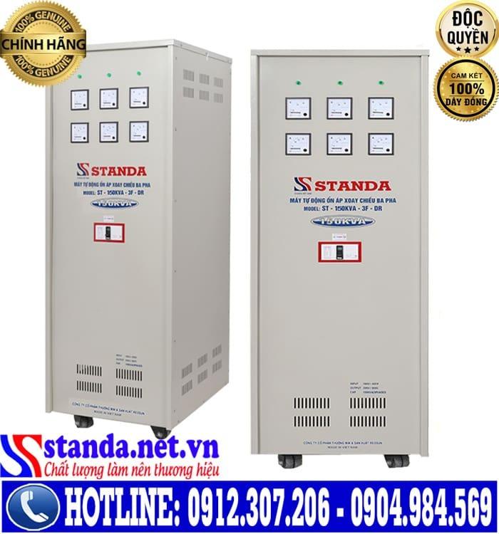 Đặc điểm của ổn áp 3 pha 150kva điện áp 160V
