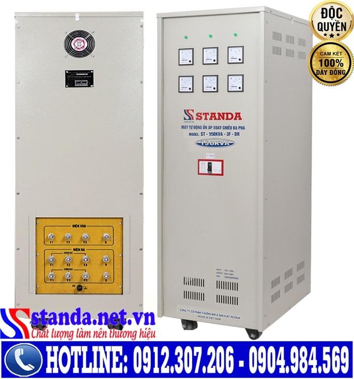 Tính năng thông minh của ổn áp standa 150kva điện áp 160V