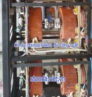 Ổn Áp Standa 60kVA Dây Đồng 100%