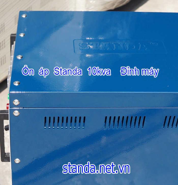 Ổn áp standa chính hãng đỉnh máy dập chữ STANDA