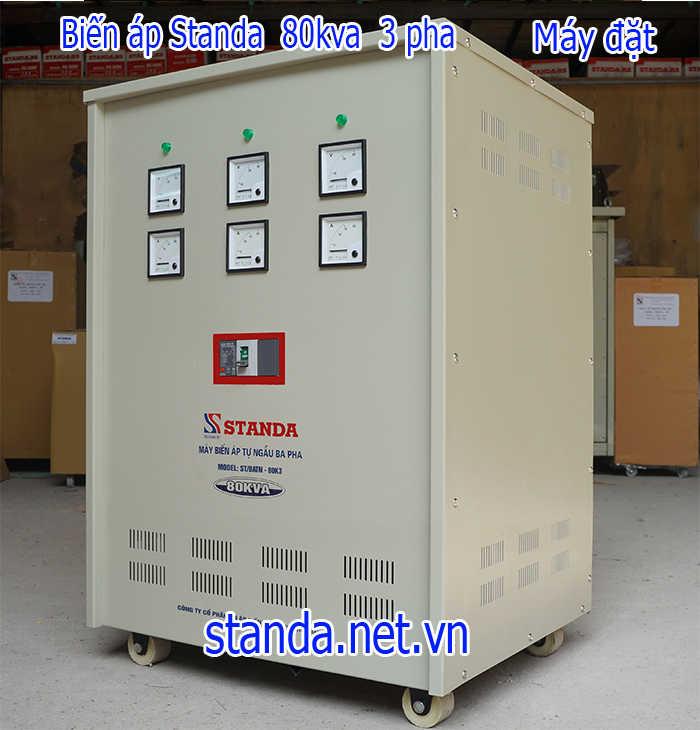 Bộ đổi nguồn 3 pha 380v-220v-200v hàng chuẩn của Công ty