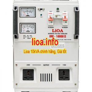 Ổn Áp Lioa 10kVA DRI-10000II Chính Hãng Giá Cực Tốt