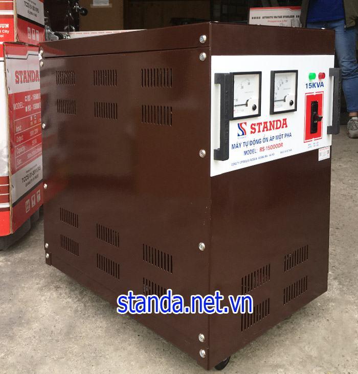 Ổn áp standa 15kva 90v chính hãng Model: RS-15000DR dây đồng 100%