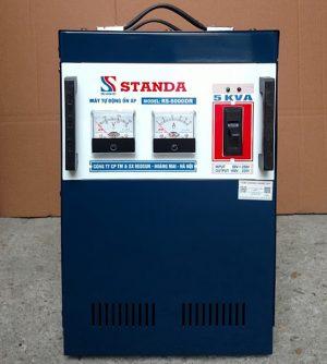 Ổn áp standa 5kva dải 90v-250v dây đồng 100%