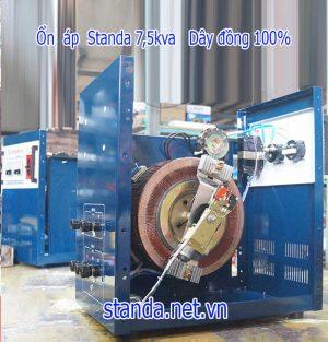 Ổn áp Standa 7,5kVA 100% dây đồng