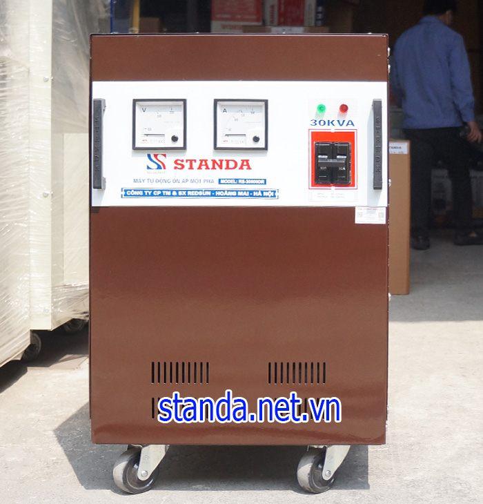 Ổn áp Standa 30kva chính hãng chuẩn ít tốn điện