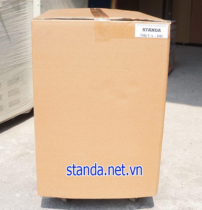 Ổn áp Standa 30kva Model RS-30000DR hàng chuẩn nhất hiện nay