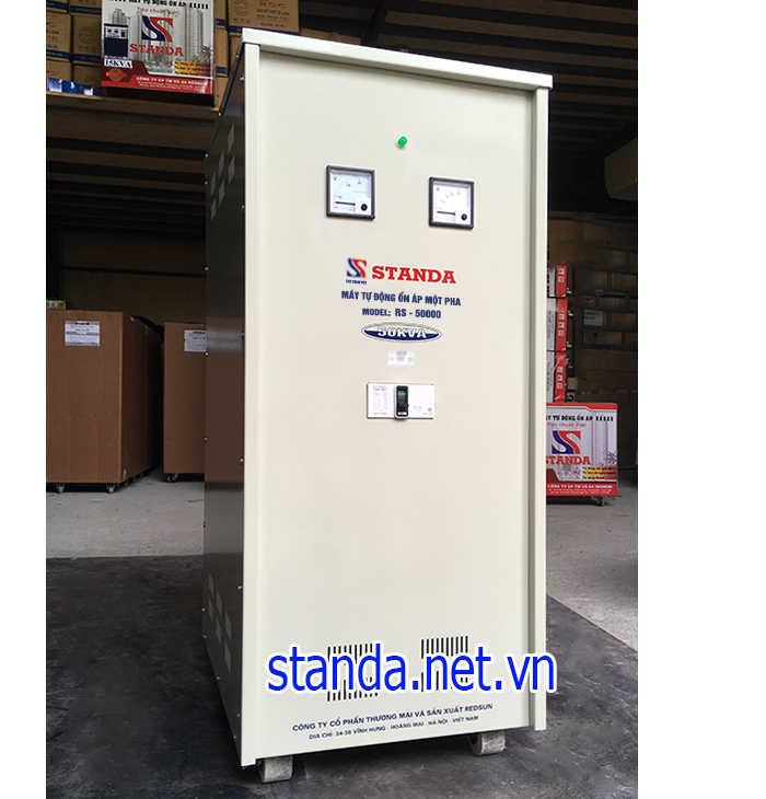 Ổn áp Standa 50kva chính hãng của Công ty