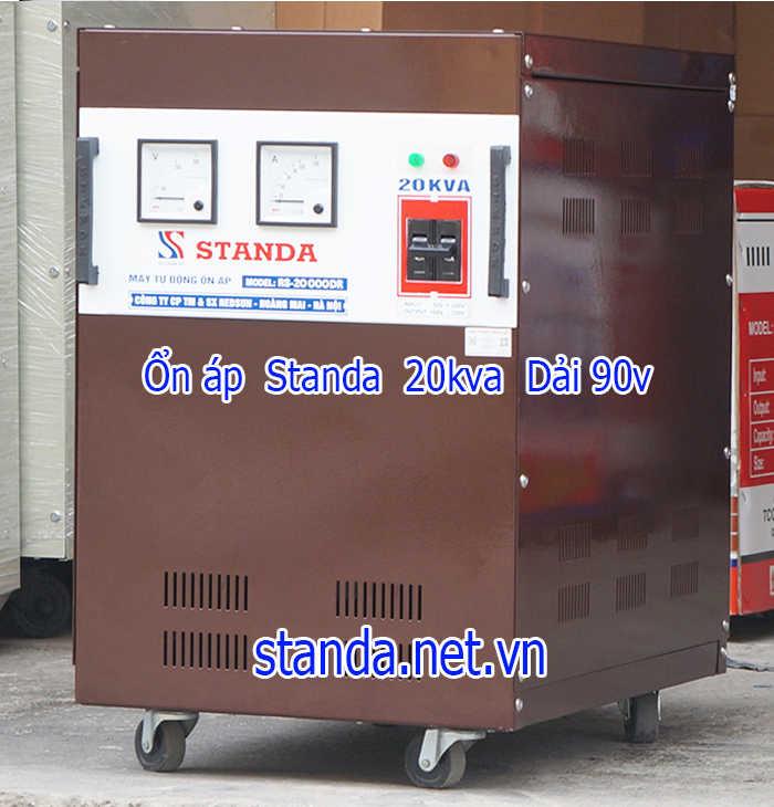 Standa 20kva Input 90v-250v Output 220v; 100v