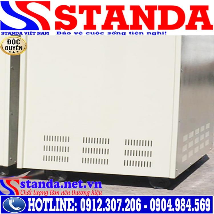 Thông số kỹ thuật của ổn áp STANDA 500KVA 3 pha dải 260V-430V
