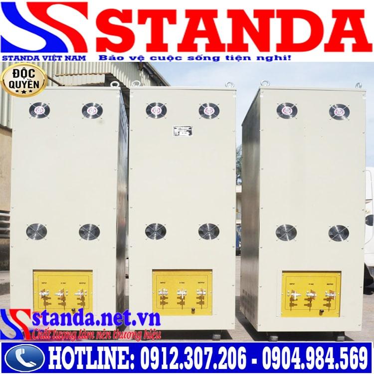ổn áp 500KVA STANDA 3 pha điện áp 260V - 430V