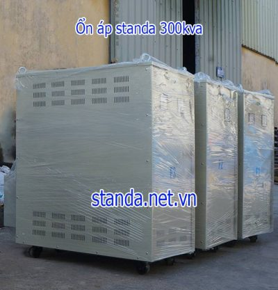 Ổn Áp Standa 300kVA Dải 160V-430V