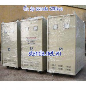 Standa 300KVA 3 Pha Dải 160V-430V