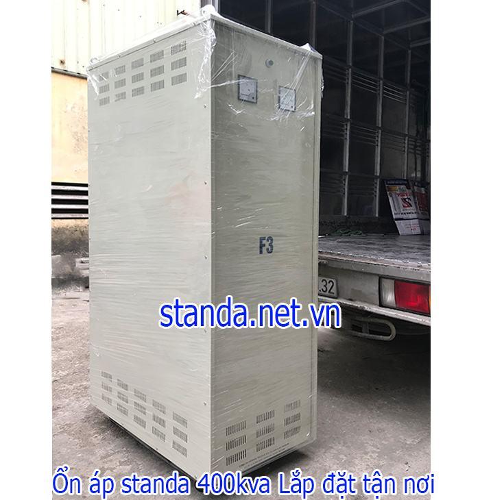Standa 400kva 3 pha dải 260v-430v
