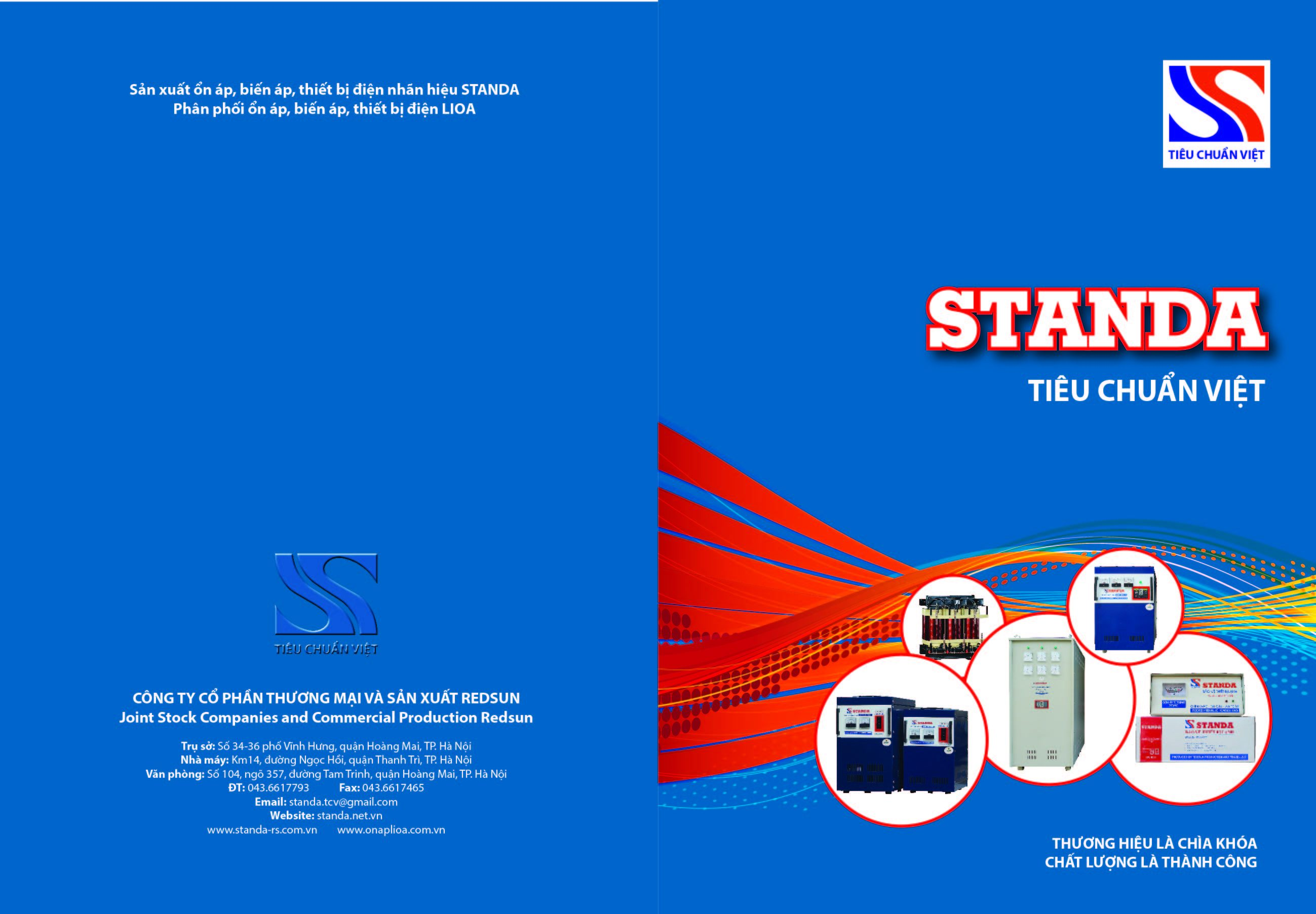 Catalog Standa