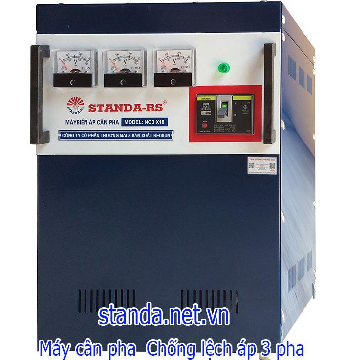 Máy cân pha STANDA-RS chống lệch áp 3 pha