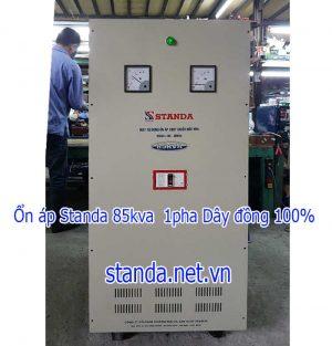 Ổn áp Standa 85kva dải 150v-250v
