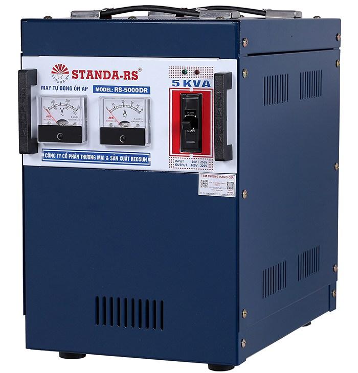 Ổn áp standa-rs 5kva dải 90v-250v