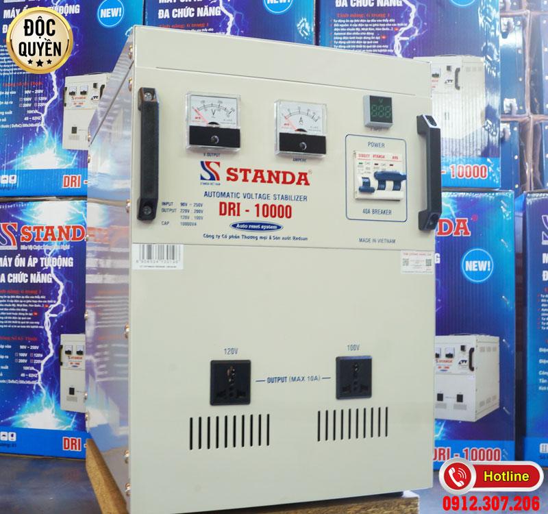 Đặc điểm về chất lượng của ổn áp Standa chính hãng