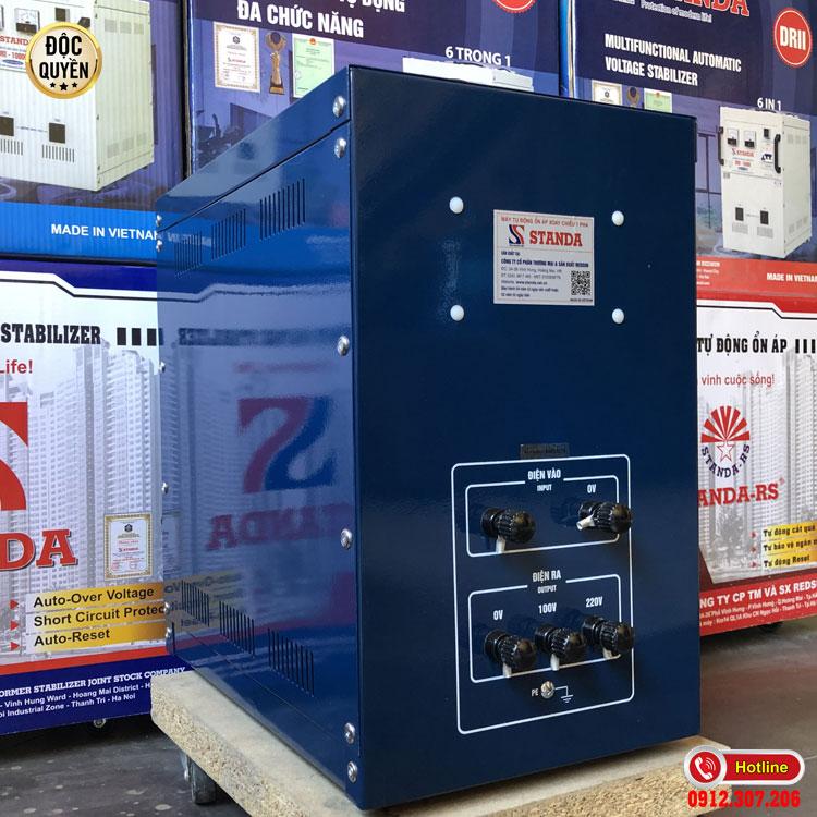 ổn-áp-standa-7.5KVA-dải-điện-áp-50V---150V-2-ổ-cắm--1