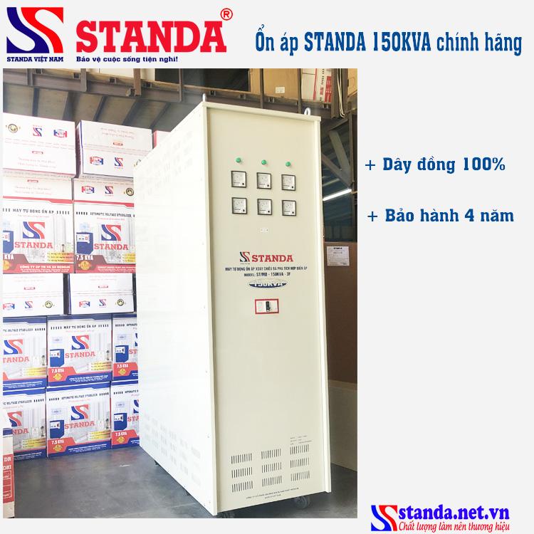 Cấu tạo của ổn áp STANDA 150kva 3 pha