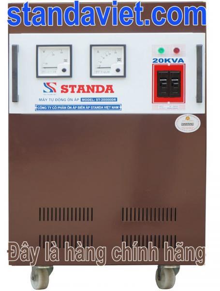 Giá Standa 20kva chính hãng Công ty cổ phần ổn áp biến áp Standa Việt Nam